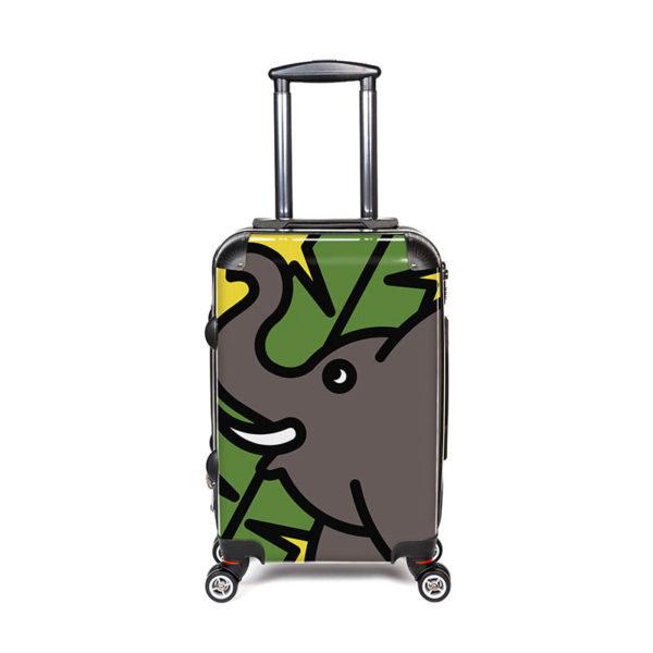 trolley elefante