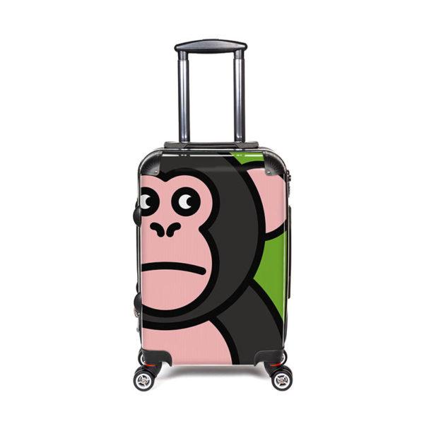 trolley scimmia