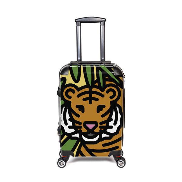 trolley tigre