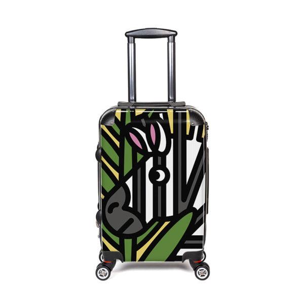 trolley zebra