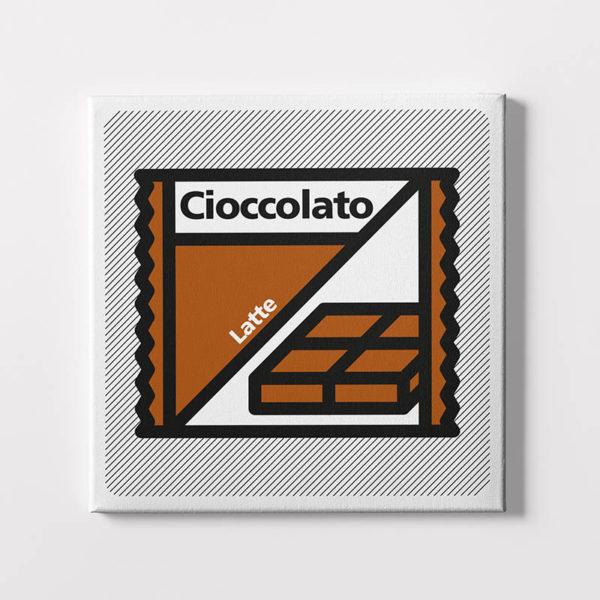 cioccolato latte
