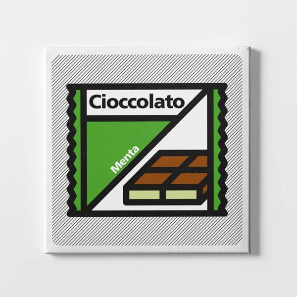 cioccolato menta