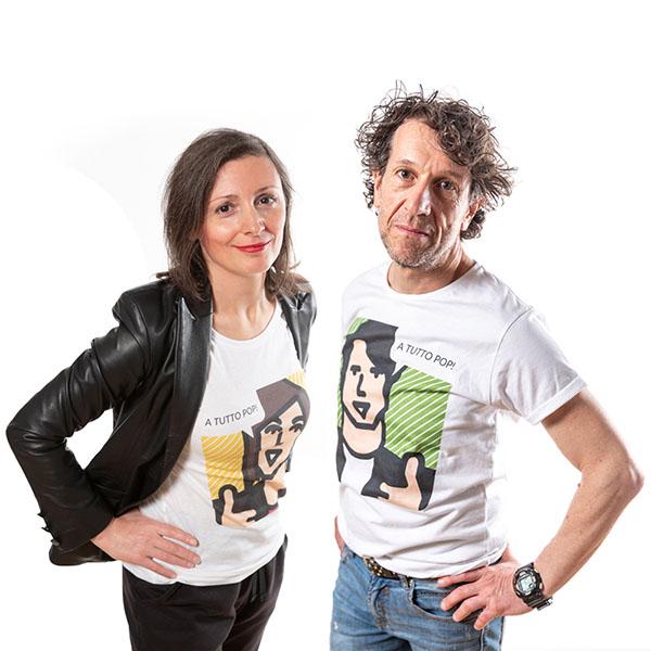 Antonella e Rino Pit-Pop